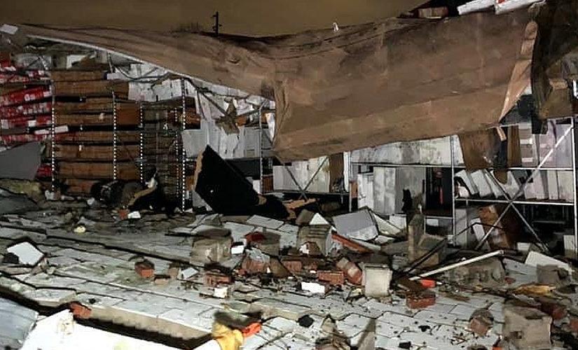 Tornado Victim Safety